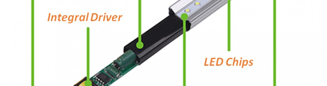 The Risks of LED tubes with integral driver