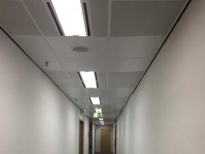 Corridor LED Lighting for Harbour City