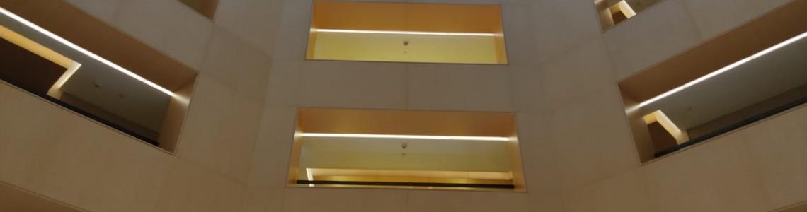 Upper House lighting renovation
