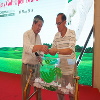 The 16th Intersociety Golf Open Tournament