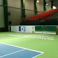 The Clearwater Bay Golf & Country Club Tennis Courtn